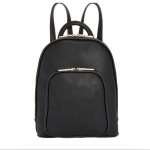 INC International Concepts Black Farahh Backpack
